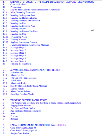 2021-06-19 19_18_05-Facial Enhancement Acupuncture.pdf and 5 more pages – Profile 1 – Microsoft Edg